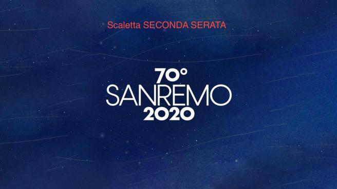 Scaletta SECONDA