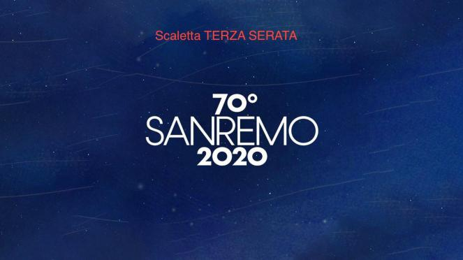 Scaletta TERZA